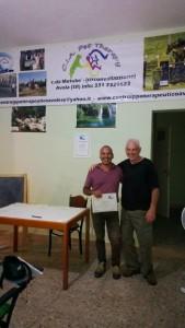 Dr. Contarini, VDM and Franco