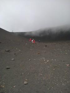 sull'Etna